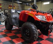 Квадроцикл Arctic Cat TBX 700 XT