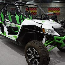 Квадроцикл Arctic Cat WILD CAT 1000 4LTD