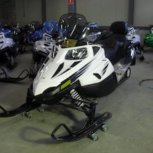 Квадроцикл ARCTIC CAT TZ1  TOURING